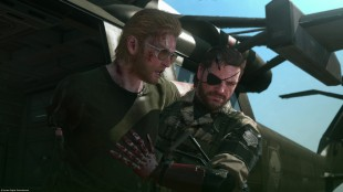 Å redde Kazuhira Miller er det første oppdraget du får i Metal Gear Solid: The Phantom Pain. (Foto: Konami Digital Entertainment).