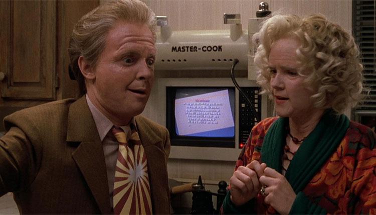 Du er ikke skikkelig forretningsmann hvis du ikke har to slips! (Foto: Universal Pictures).