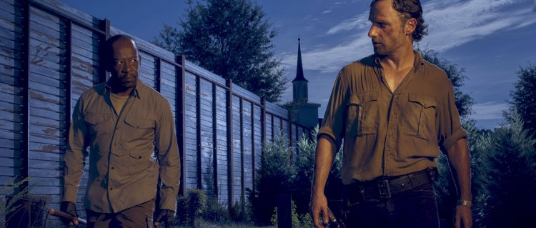 The Walking Dead S06: Sesongpremiere