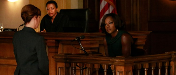 How to Get Away with Murder S02 E01 – E04