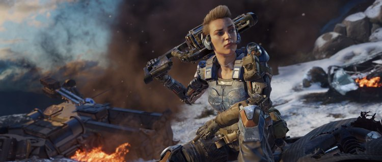 Call of Duty: Black Ops III – enspiller