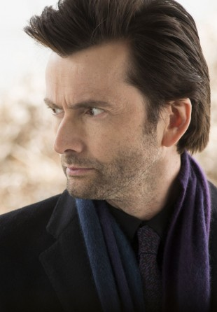 David Tennant er god, men ikke god nok som Kilgrave.  (Foto: Myles Aronowitz / Netflix).