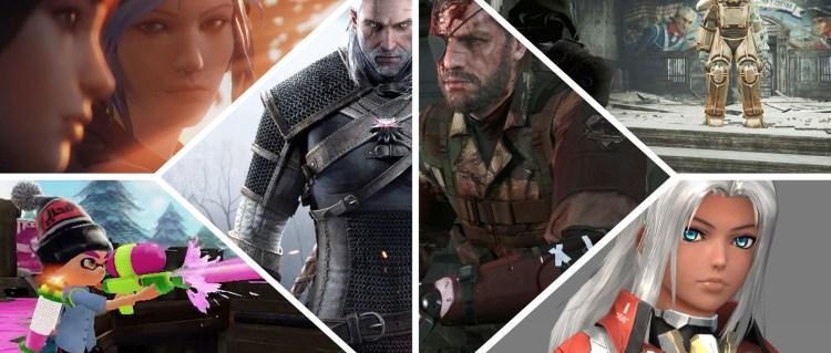 2015: Årets beste spill