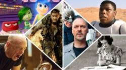 2015: Årets beste filmer