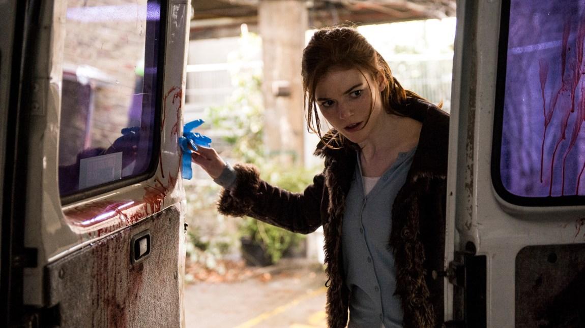 Rose Leslie, kjent fra Game of Thrones, spiller etterforsker Emma Lane - Luthers nye partner. (Foto: BBC, NRK)