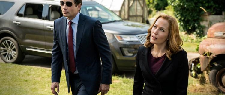 The X-Files E01 – E04