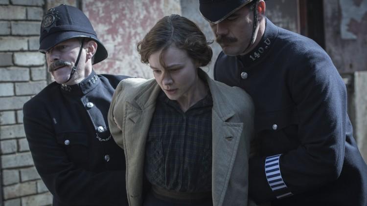 Carey Mulligan spiller Maud Watts i Suffragette – Kampen for frihet. (Foto: SF Norge).