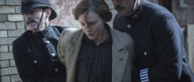 Suffragette – Kampen for frihet