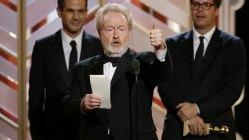 Ridley Scott takket Aksel Hennie