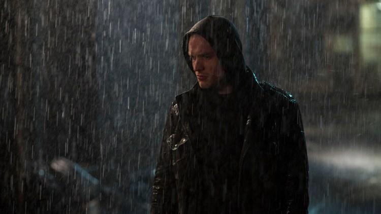 Ed Skrein spiller skurken Ajax i Deadpool (Foto: 20th Century Fox).