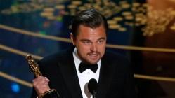 Endelig Oscar til Leo