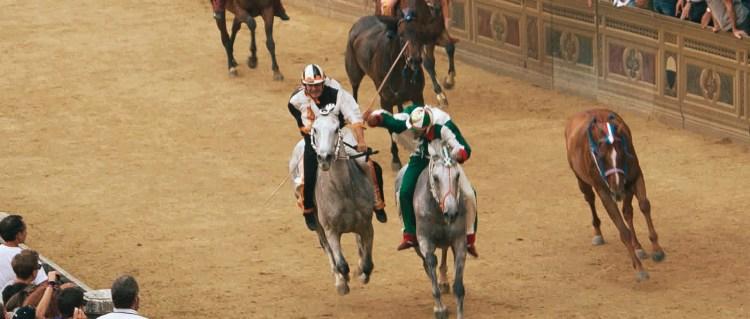 Palio: Ridderne av Siena