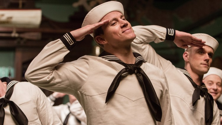 Channing Tatum er med i en feiende dansesekvens i Hail, Caesar! (Foto: United International Pictures).