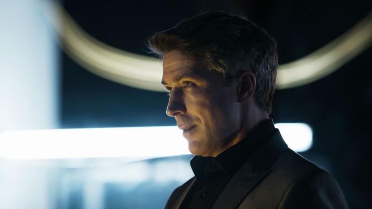 Aiden Gillen har rollen som Paul Serene i Quantum Break. (Foto: Microsoft)