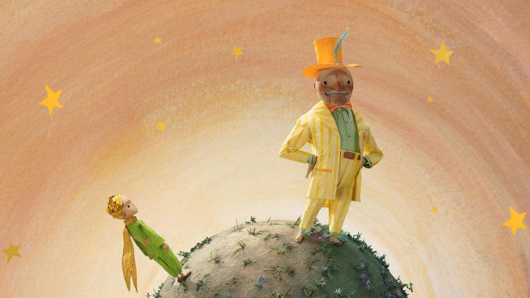 Stop motion-animasjon benyttes også i Den lille prinsen (Foto: Selmer Media).