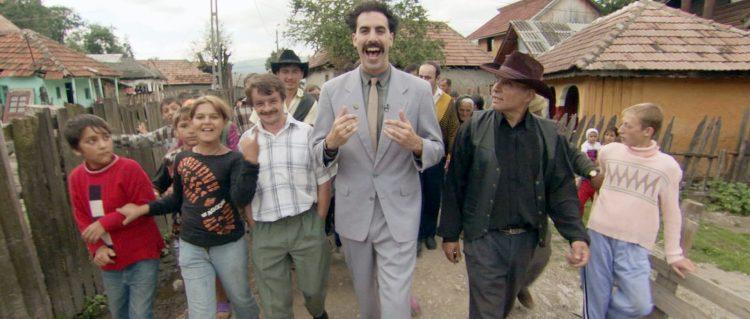«Borat» skal lage amerikansk «Klovn»