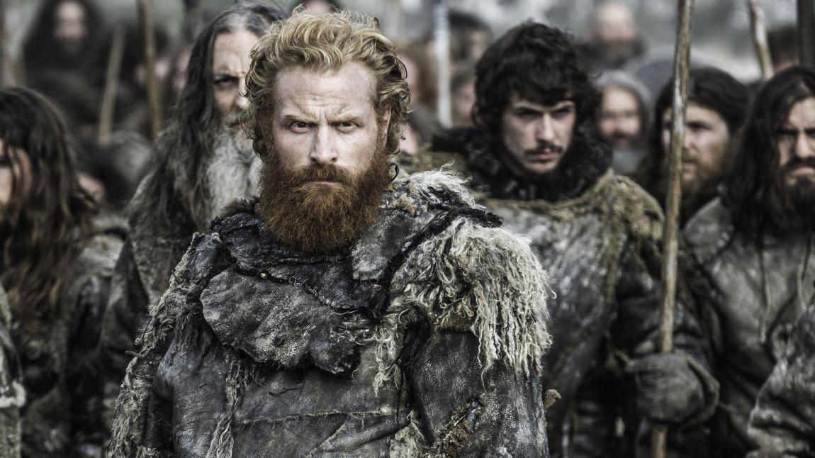 Kristofer Hivju i sesong 6 av Game of Thrones. (Foto: HBO Nordic).