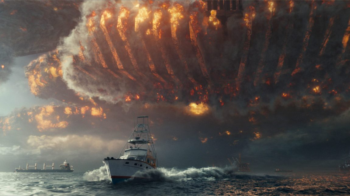 Independence Day: Resurgence. (Foto: 20th Century Fox Norway)