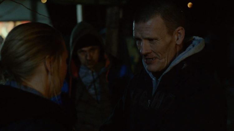 Amatørskuespiller Jan Mattson er strålende i Flukten. (Foto: Mer Filmdistribusjon).