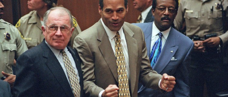 OJ Simpson – Made in America