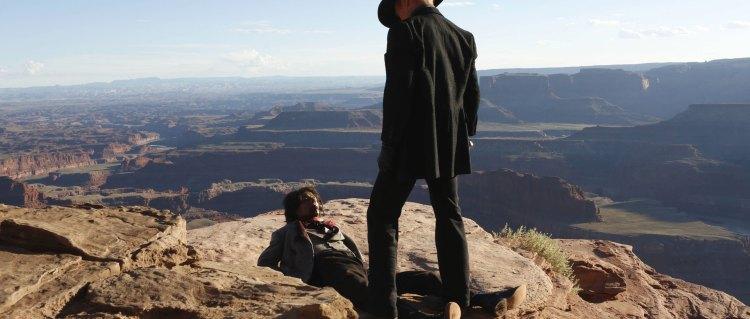 Westworld S01 E01 – E04