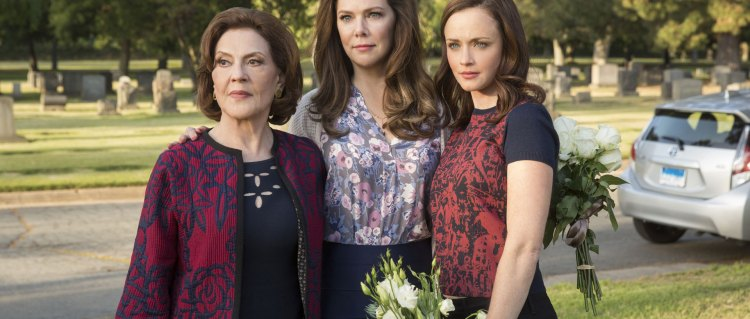 Gilmore Girls: A Year in the Life E01 – E02