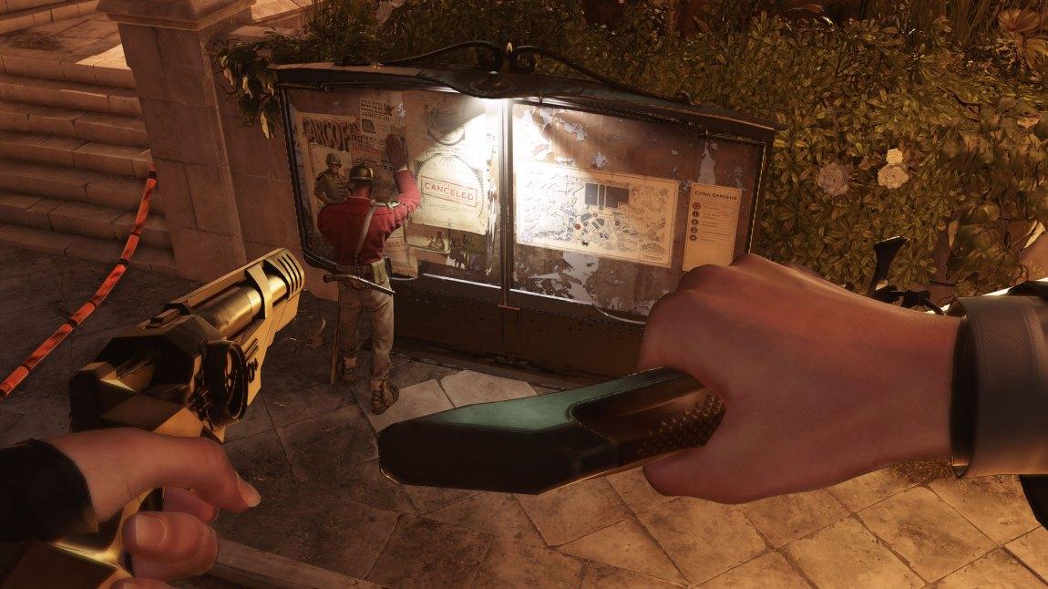 Dishonored 2 satser for fullt på å forsterke spillbarheten og mangfoldigheten (Foto: Bethesda)