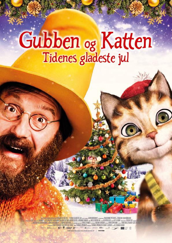 Gubben og katten - Tidenes gladeste jul
