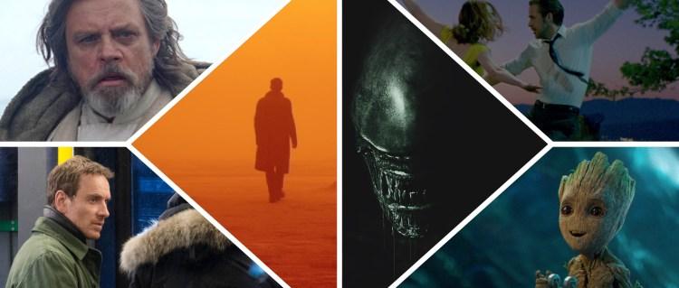 Topp 10: Filmene vi gleder oss til i 2017