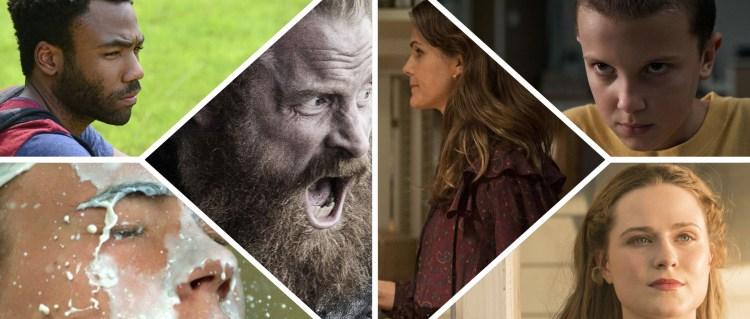 2016: Årets beste TV-serier