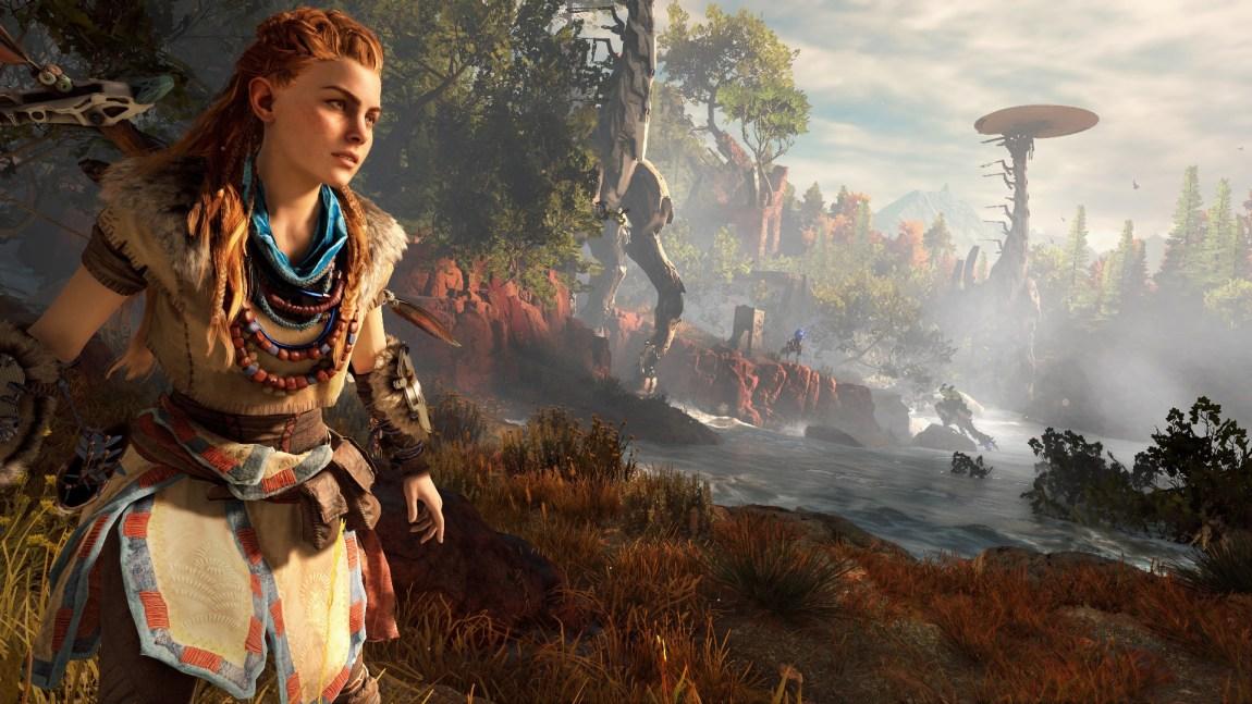 Horizon Zero Dawn. (Foto: Guerrilla Games / Sony Interactive Entertainment).