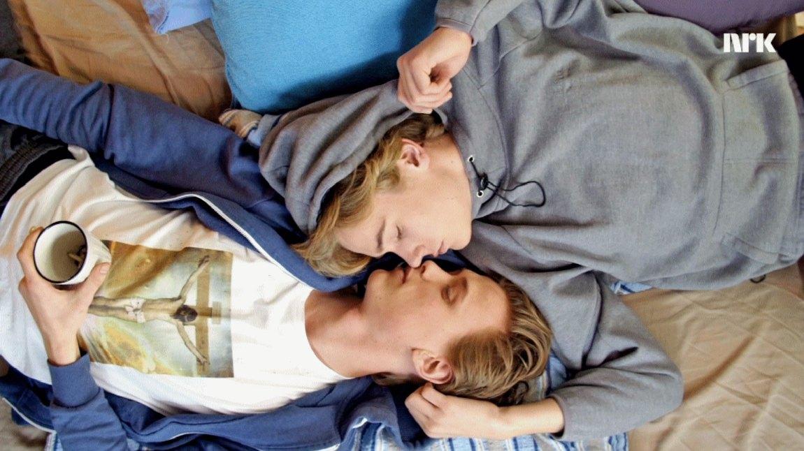 Isak og Even har vært et av høstens beste TV-par! (Foto: NRK P3)