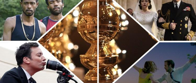 Disse vinner Golden Globe i natt