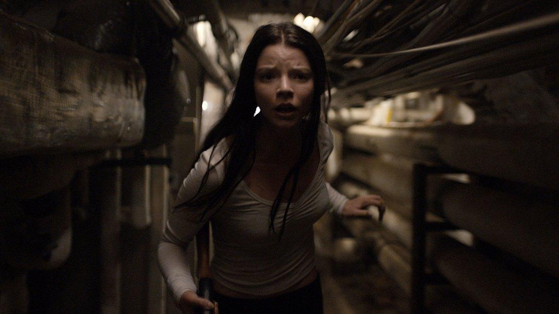 Casey (Anya Taylor-Joy) er den mest interessante karakteren i Split. (Foto: United International Pictures)
