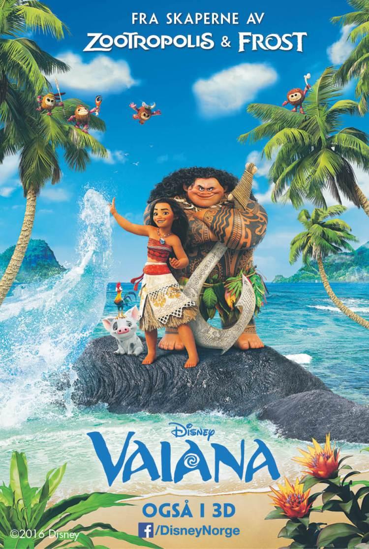 Film Vaiana