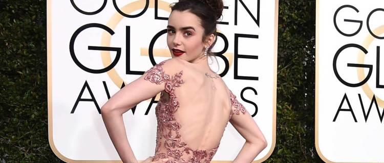 Golden Globe 2017: Den røde løperen