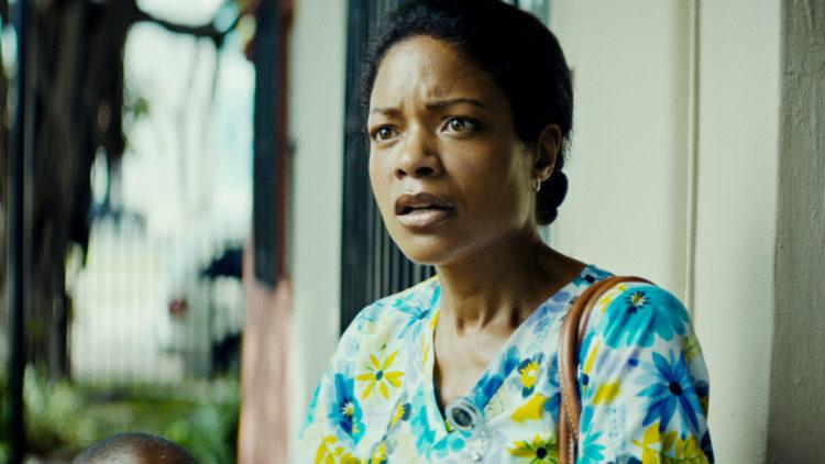 """Naomie Harris spiller hovedfigurens narkoavhengige mor i """"Moonlight"""". (Foto: Selmer Media)"""