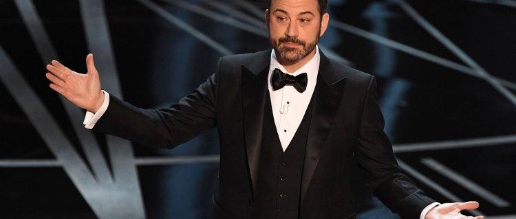 Jimmy Kimmel harselerte med Trump