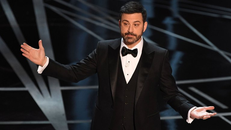 Jimmy Kimmel harselerte med Trump