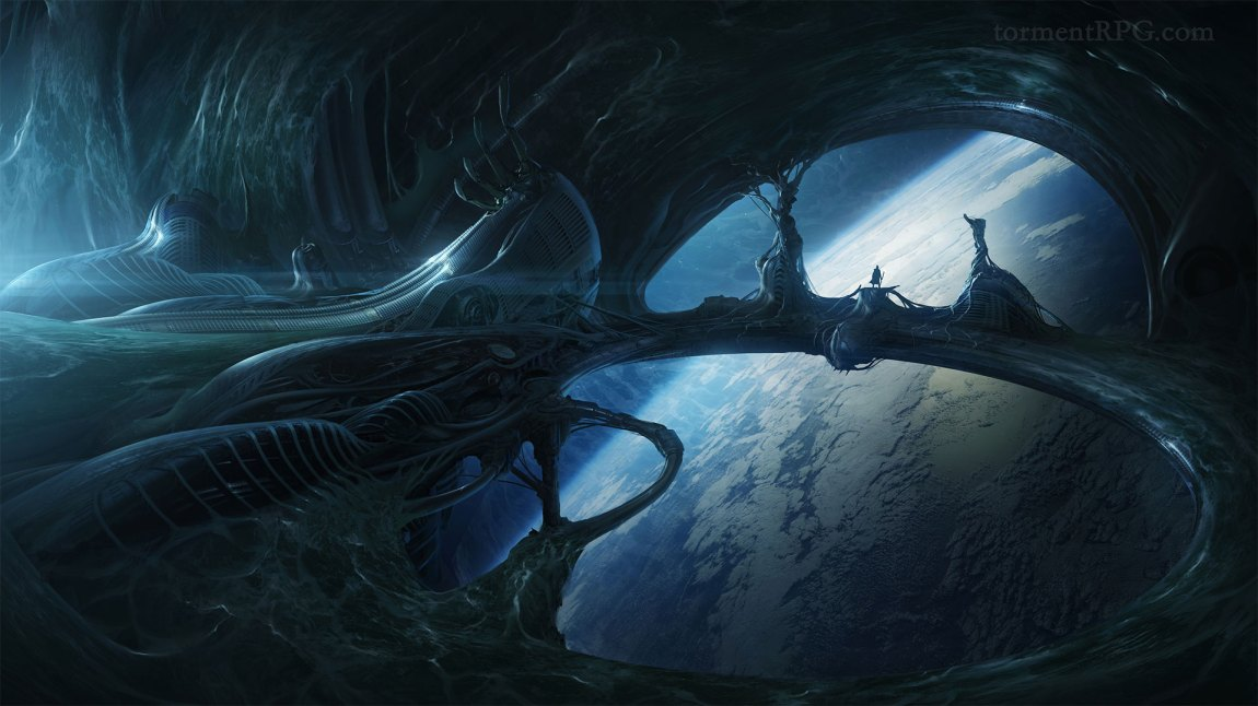 Science fiction-elementer er en stor del av det visuelle. (Konseptkunst: Techland Publishing)