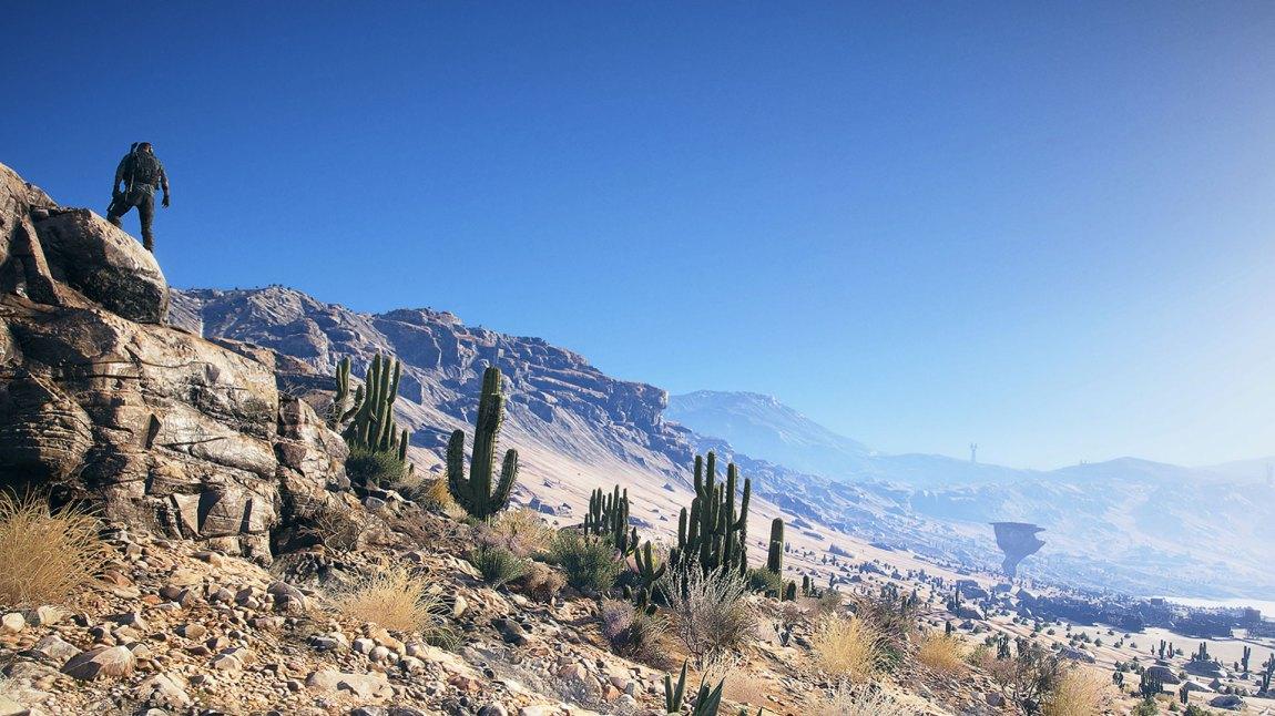 Et vakkert spill som mangler det lille ekstra. (Foto: Ubisoft)
