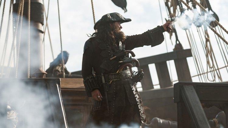 Black Sails gikk ned med flagget til topps, som en av de mest underholdende og actionspenningsseriene på TV de siste årene. (Foto: HBO Nordic, Starz)