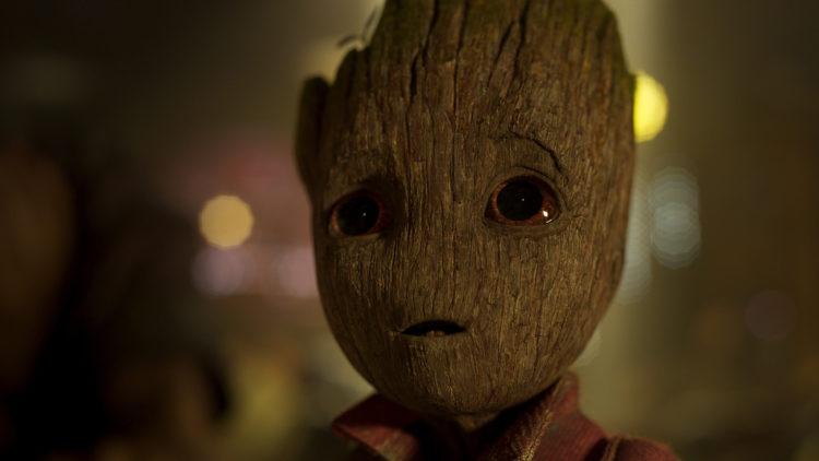 """Vin Diesel gir stemme til Baby Groot i """"Guardians of the Galaxy Vol. 2"""". (Foto: ©Marvel Studios 2017)"""