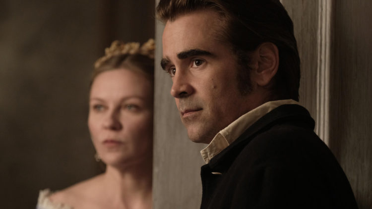"Kirsten Dunst og Colin Farrell i ""The Beguiled"" (Foto: Focus Features)"