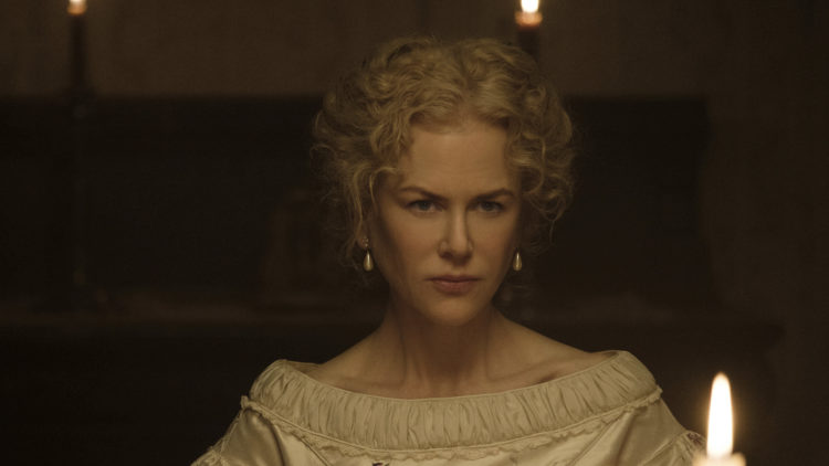 "Nicole Kidman i nesten naturlig lys i ""The Beguiled"" (Foto: Focus Features)"