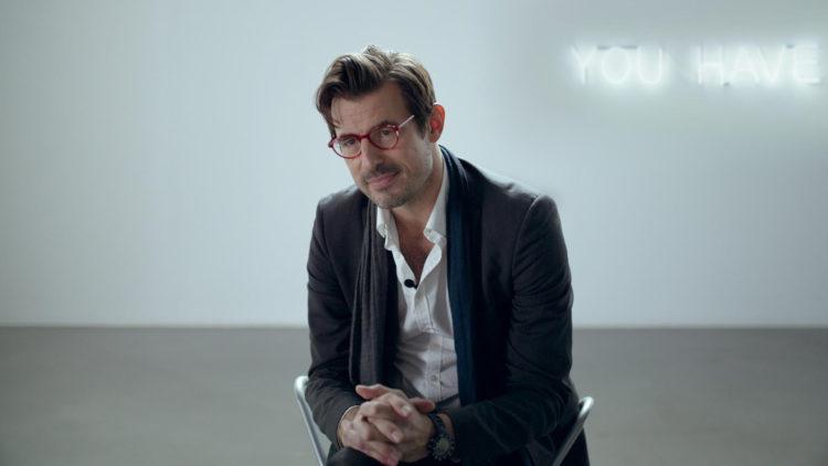 "Claes Bang spiller rollen som museumskuratoren Christian i ""The Square"". (Foto: Arthaus)"