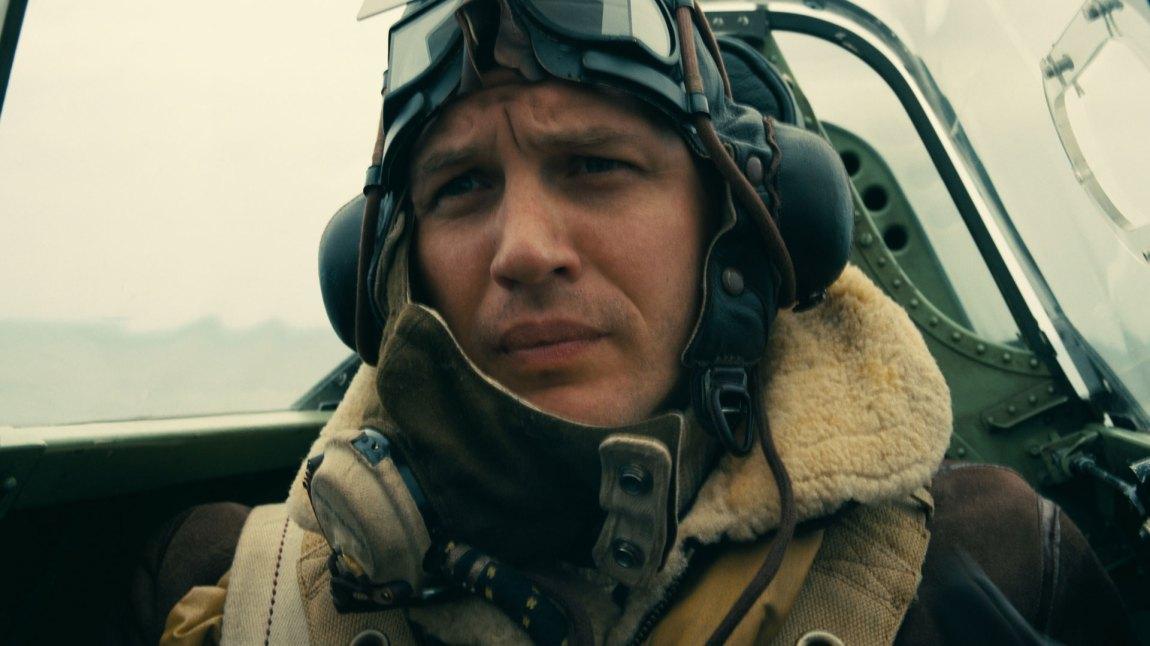 Christopher Nolan jobber igjen med Tom Hardy i Dunkirk.  (Foto: SF Norge)