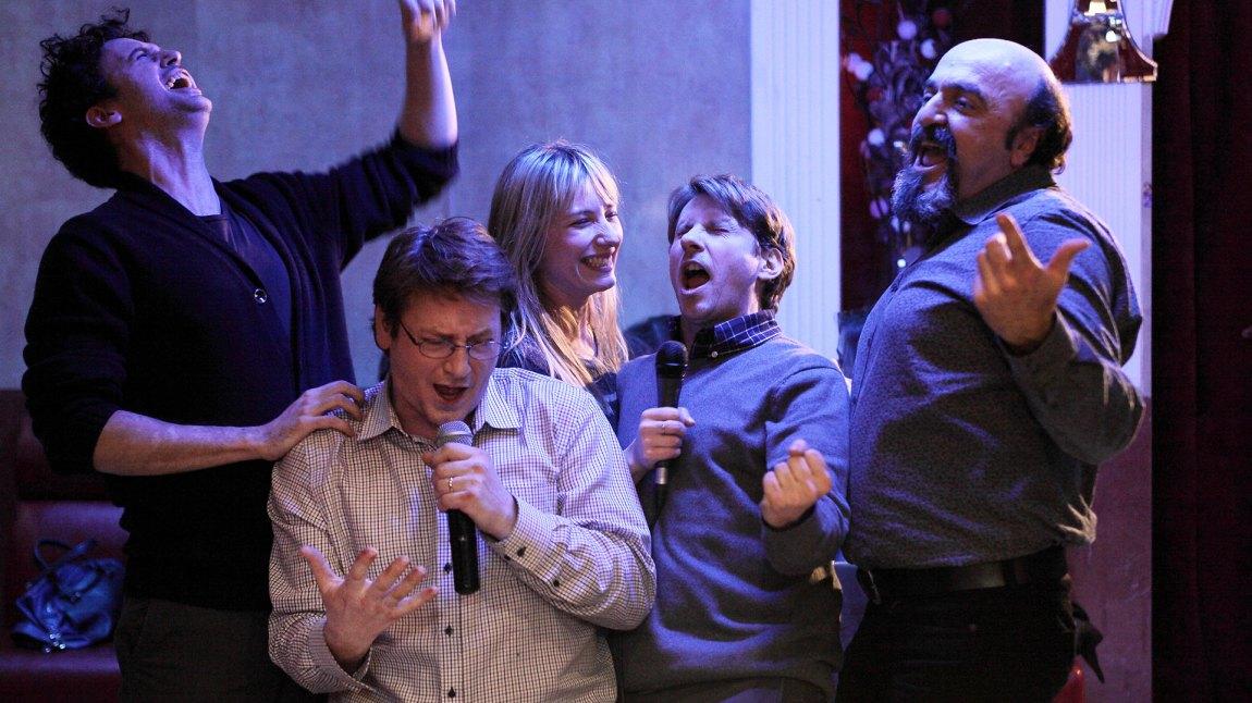 Forsker synger ikke nødvendigvis pent, har jeg lært nå. (Foto: Norsk Filmdistribusjon)