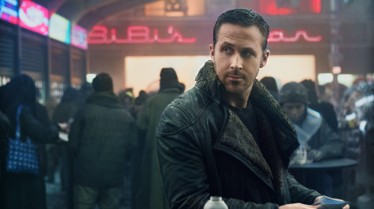 "Ryan Gosling spiller Officer K i ""Blade Runner 2049"". (Foto: United International Pictures)"