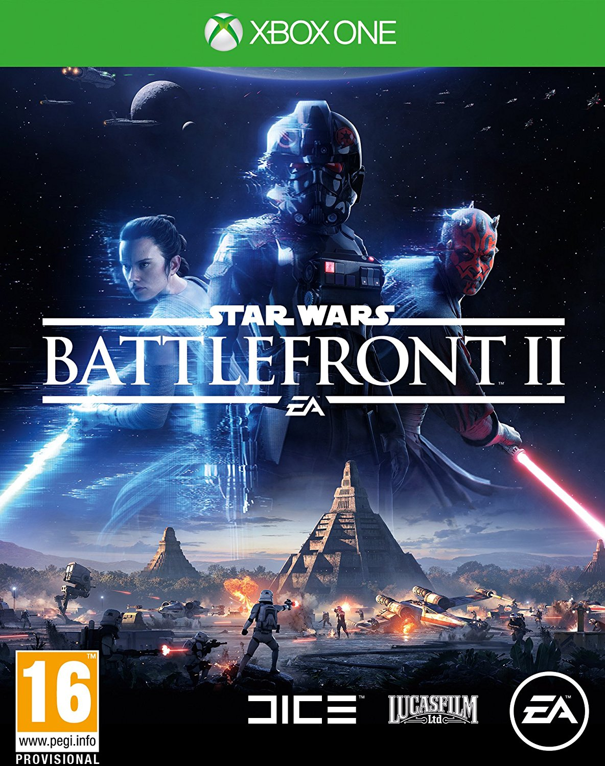 Star War Battlefront II
